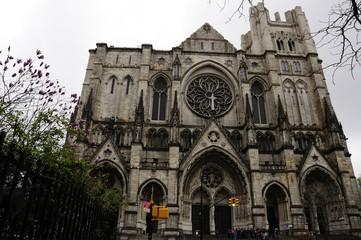 Saint John the Divine Cathedral - Manhattan - NYC