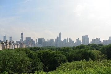 horizon sur central park