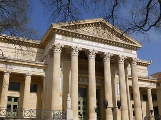 Palais de Justice de Nîmes (France)