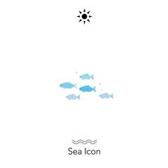 海 アイコン