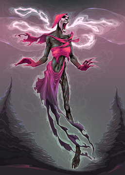 The song of the Banshee