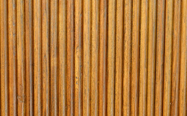wooden wall in home background and texture