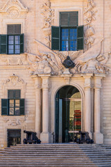 Parlamentsgebäude auf Malta