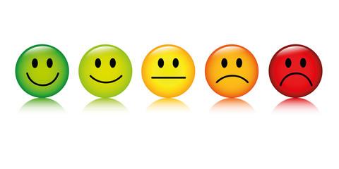 smiley fünf bewertungen