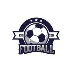 Soccer Sport Logo Emblem, Logo Template Designs