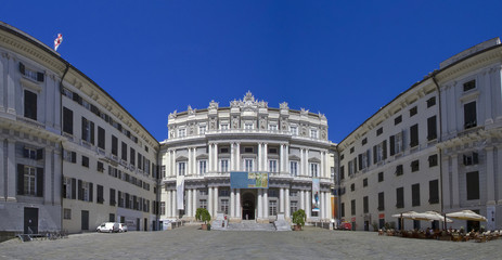 PALAZZO DUCALE MUSEO DEL JAZZ ITALIAN JAZZ INSTITUTE A GENOVA LIGURIA ITTALIA ITALY