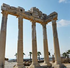 side in Antalya