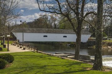 Covered Bridge, Elizabethton, TN