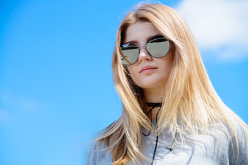 mirror sunglasses style