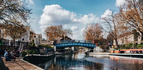 Little Venice, London, United Kingdom, Great Britain