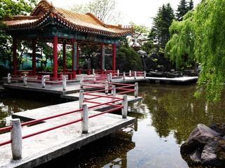 中国庭園の瀋芳園