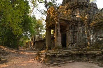 Preah Khan Temple, Angkor Wat, Cambodia