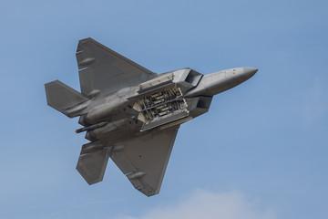 The Lockheed Martin F-22 Raptor