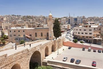 Jerash modern city