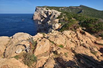 Capo Caccia in Sardinien