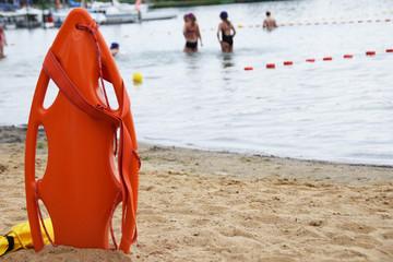 Sea and lake rescue item