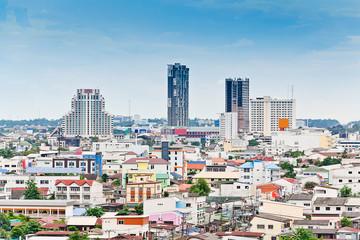 Khonkaen city scape