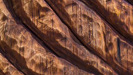 background texture carvings in wood