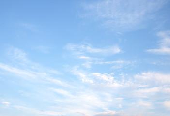 Naturally beautiful sky