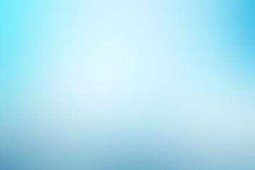 Light blue gradient abstract background