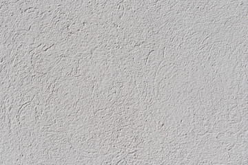 Dry white rough wall surface abstract background