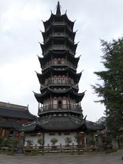 Xilin pagoda, Songjiang, Shanghai
