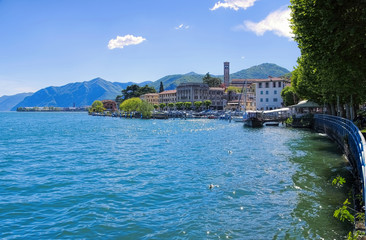 Lovere am Iseosee - Lovere Iseo lake, Lombardy