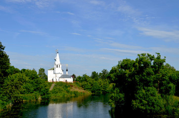 Church of St. Cosmas and St. Damian Suzdal