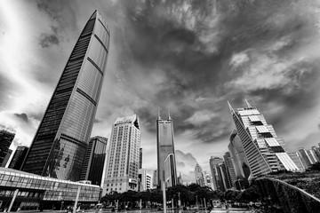 Cityscape of Shenzhen, China