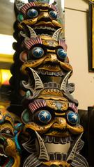 Odd Masks