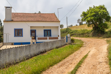 House in Cercal village