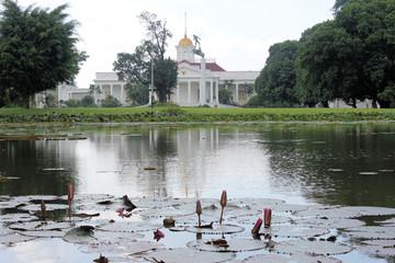 Botanischer Garten in Bogor, Indonesien