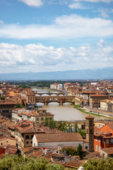 Florence Skyline Italy