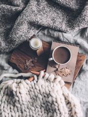 Cozy autumn weekend