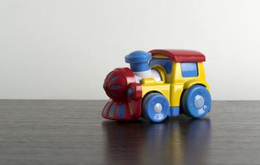 children's toy train.