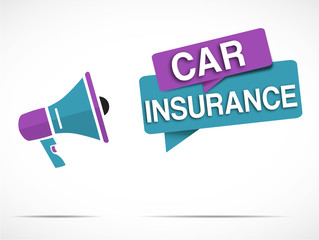 megaphone : car insurance