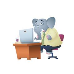 Computer Elephant