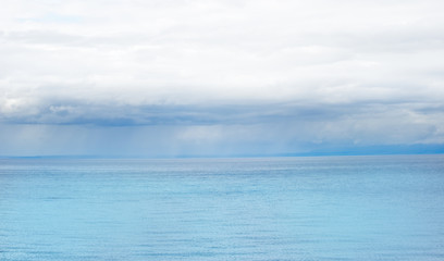 blue sea or ocean background