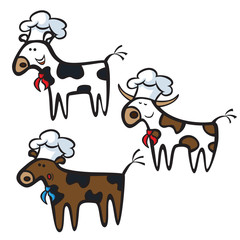 Cow Chefs