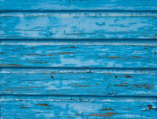 Blaue Textur Holz