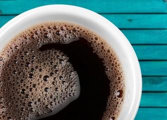 Cup coffee.