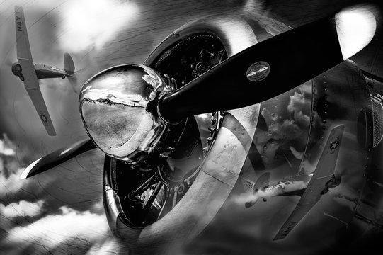 Propeller Battle