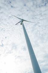 Windrad Stromerzeuger Pinwheel Windkraftanlage