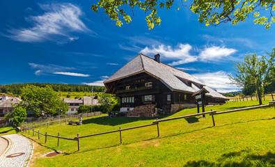 Schwarzwaldhaus Resenhof im Bernau im Schwarzwald, Baden-Württemberg