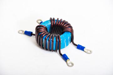 Transformer copper coil
