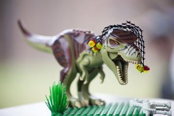 Toy Dinosaur T-Rex