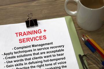 Complaint management training