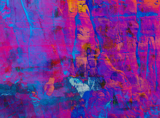 Rock abstractions Wall mural