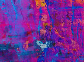 Rock abstractions Fotoväggar