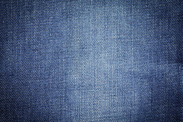 Denim jeans fabric texture background for beauty, fashion and clothing idea concept design.